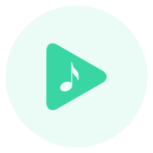 Add Music to Videos icon