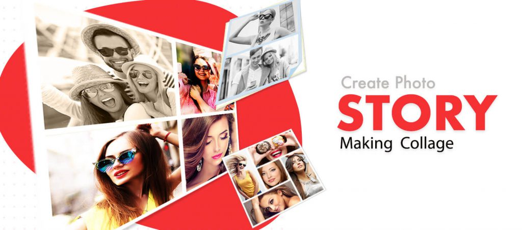 How to start to make a collage photo