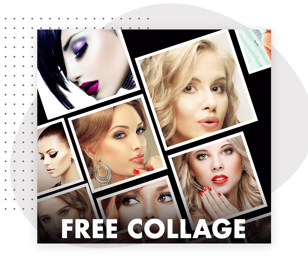 How to Make Free collage using photo Grid