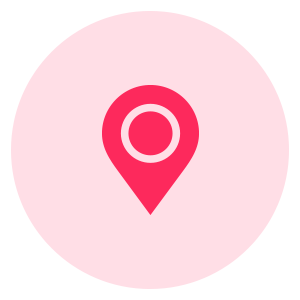 GPS Finder icon for video and photo editor videopix