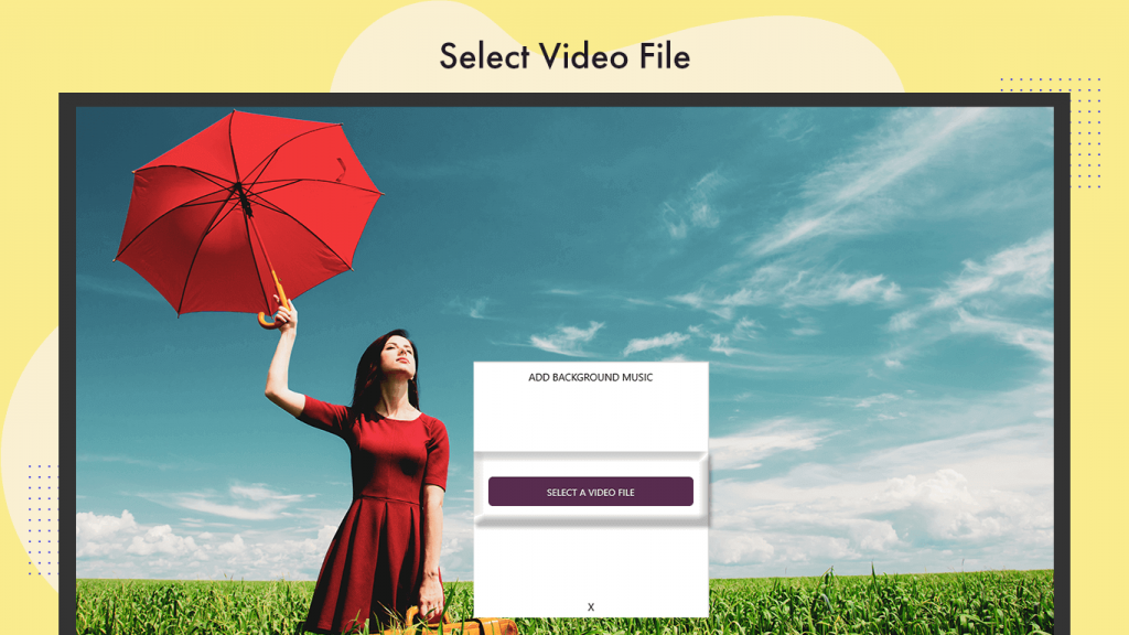 How to Add Background Music using Movie Creator Free Video Editor