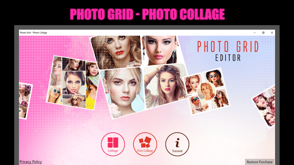 How to Edit Grid Collage
