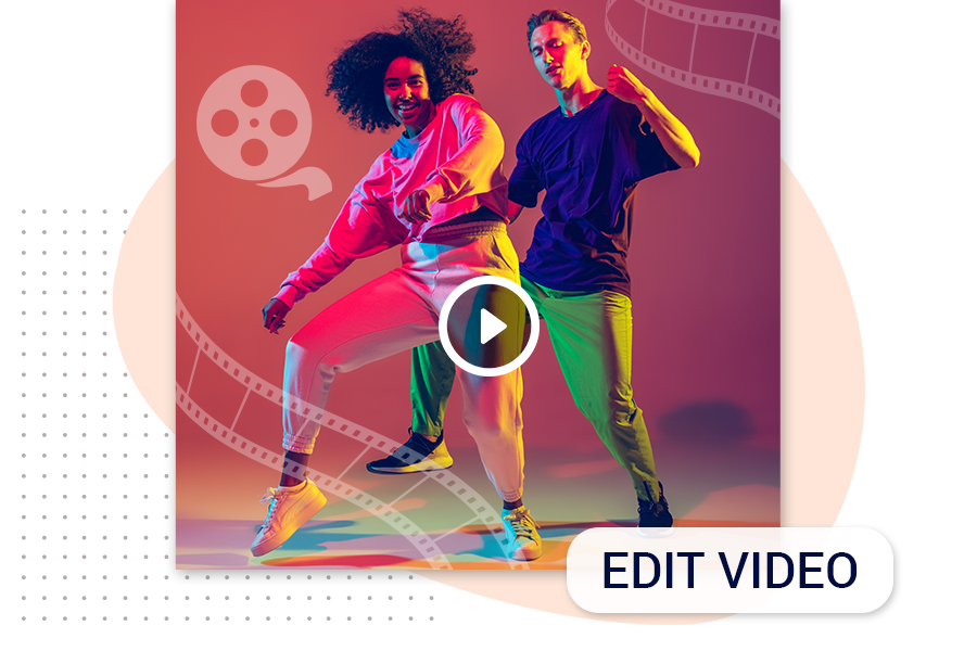 How to edit video using videoshow