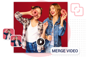 How to merge multiple videos using videoshow