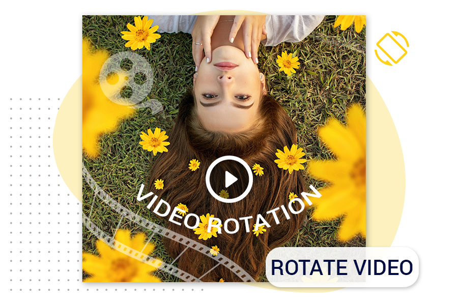 How to Rotate video using videoshow tools